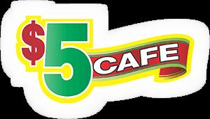 logo 5dollarcafe